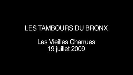Les Tambours Du Bronx - Crash Rythm Thrash