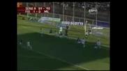 Fiorentina 2-3 Ac Milan 1989-90