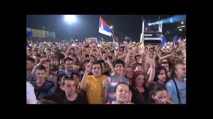 Ceca - Prilog iz Guce - (Tv Kcn 2014)
