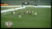 Славия София 0 - 1 Цска София (купа на България) 1/16 (23.11.2011г.)