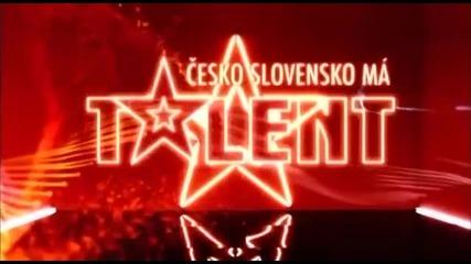Магьосник изуми журито в Словакия търси талант 2011
