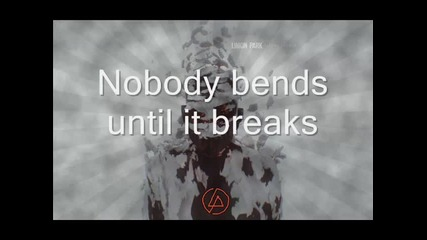 Linkin Park - Until It Breaks ( Living Things) с текст