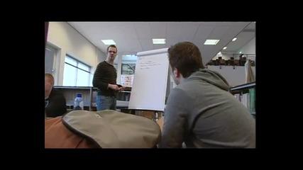 Висше образование в Холандия -fontys University of Applied Sciences - интервю с Александър Бетов