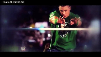 John Cena - Not gonna die // Collab with itsxclobberinxtime