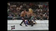 Wrestlemania 2000 - Kurt Angle Vs. Chris Jericho Vs. Chris Benoit