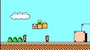 Марио разделя всичко