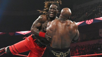 R-Truth vs. Bobby Lashley: Raw, Feb. 24, 2020