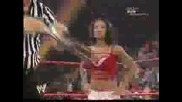 Trish def. Lita,Gail,Victoria and Become the Womans Champ-Bad Blood 2004