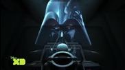 Star Wars Rebels Inquisitor & - Dart Vader Extended Scene