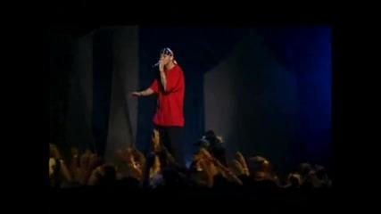 2 * Live * Част от концерта на Еминем в Детройт