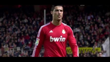Cristiano Ronaldo Battle vs Barcelona 2007 2012 Hd