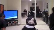 Youtube - Demi Lovato Dance Rehearsal