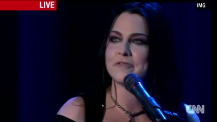 Evanescence - Bring me to life - ( Live At Nobel Peace Prize Concert 2011) (oslo, Norway)