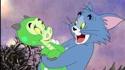 Том и Джери и изгубеният дракон - целият филм с Бг Аудио (2014) Tom and Jerry The Lost Dragon [ hd ]