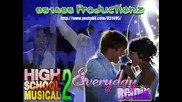 High School Musical - Everyday (remix Edit)