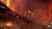 Mortal Kombat 9 (2011) Trailer Kratos from God of War Intodu