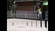 Ледена пързалка в София и през лятото
