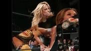 The Best Womens Champ Ever ! Trish Stratus !