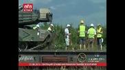 Окупация! Отново американски танкове в България 25.08.2015 г