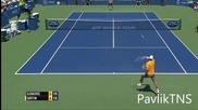 Novak Djokovic vs David Goffin Cincinnati 2015