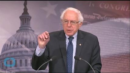 Sanders Brings Liberal Zeal In Challenge To Clinton