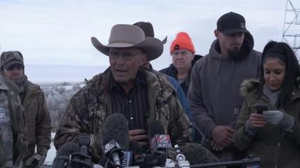 USA: We brought guns for
