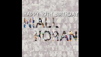 Happy Birthday Niall
