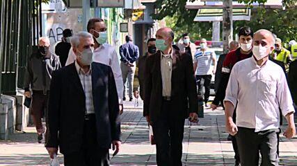 Iran: Tehran Friday prayers take place after 20-month COVID hiatus