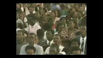 Пастор Бени Хин в Кения - Бени Хин - .5 част - Vbox7