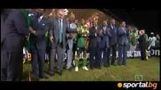 Замбия покори Африка след драма с дузпи