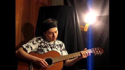 Родриго и Габриела, и Тош - Импровизация на класическа китара с перце