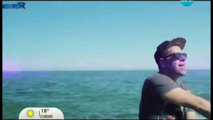* П Р Е М И Е Р А * Ангел и Моисей feat. Криско - Кой ден станахме