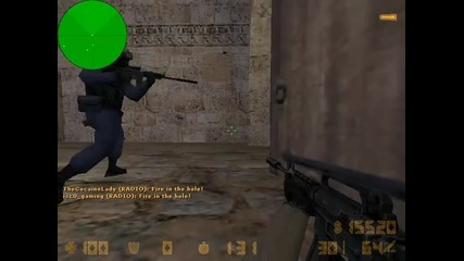 Counter Strike 1.6 - Gameplay