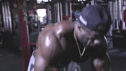 ! Тренировка за голям трапец+бицепс с Kali Muscle !