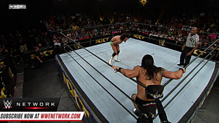 Roman Reigns makes his NXT debut: WWE NXT, Oct. 31, 2012