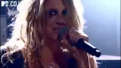Ke$ha - Dinosaur Live Mtv Push (hq)