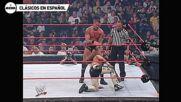 Randy Orton vs Shawn Michaels - WWE Cyber Sunday 2007 (Lucha Completa)