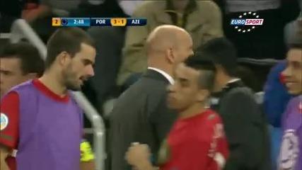 Страхотен гол на Рикардиньо на Европейското по Футзал !