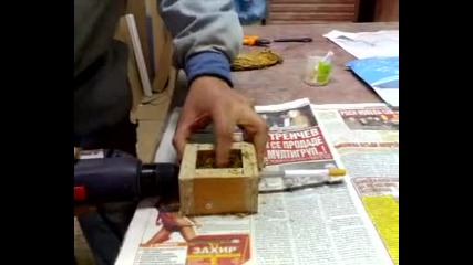 Електрическа цигаросамопълначка