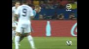 15.06 Победен гол на Даниеле Де Роси ! Италия - Сащ 3:1 Купа на Конфедерациите
