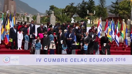 Ecuador: South and Central American leaders gather for CELAC in Quito