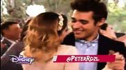 Violetta 3: Леон казва на Виолета,че е объркан + Превод