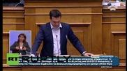 """Ципрас: """"Референдумът ще се състои независимо дали им харесва на нашите партньори или не."""""""