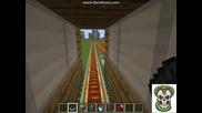 Minecraft-моето влакче