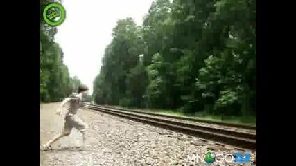 Бърз влак и Бърз Глупак