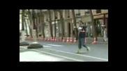 Remi Си Показва Уменията По Футбол В Париж |ГлЕдАйТе|