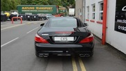 Mercedes Sl500 R231 Cks Sport Exhaust