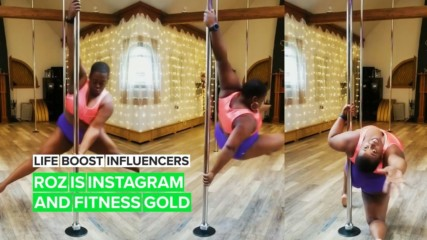 Life Boost Influencers: Roz the diva will make you sweat and smile