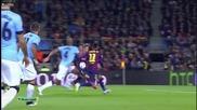 Барселона 1:0 Манчестър Сити 18.03.2015