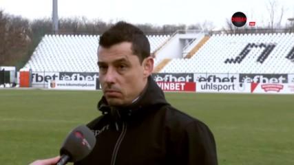 Томаш: Поддадохме се на емоциите и паднахме в капана на Локо Пд